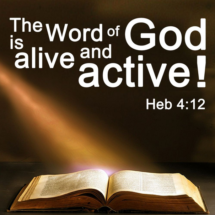 Word of god ACTIVE
